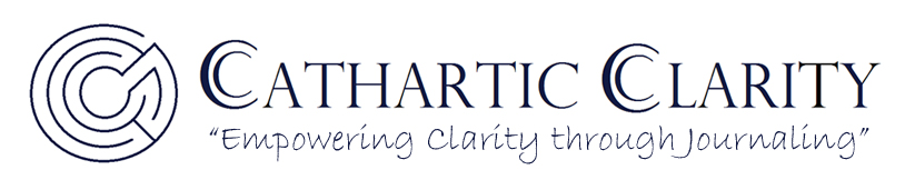 Cathartic Clarity Horizontal Logo